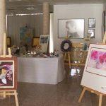 Sala de exposiciones de Lagata