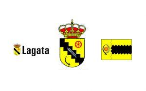 Datos Lagata escudo